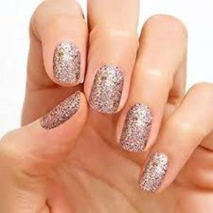 Tokyo Lights Color Street Glitter Nail Strips